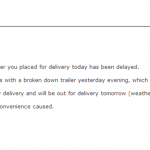Ebuyer–or as we say in Yorkshire* E buy eck (or when is free delivery very costly non-delivery??)