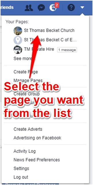 ComputerBits Blog » Blog Archive » Managing a Business Facebook Page